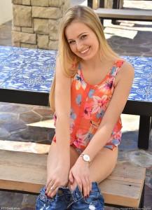 Scarlett erotic model from ftvgirls