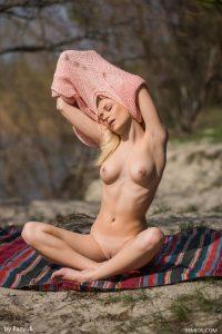 Busty Vika nudes from Femjoy by the photographer Pazyuk