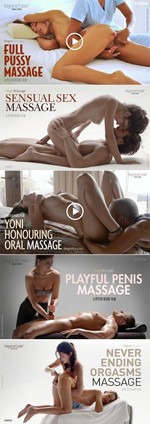 Erotic massage films