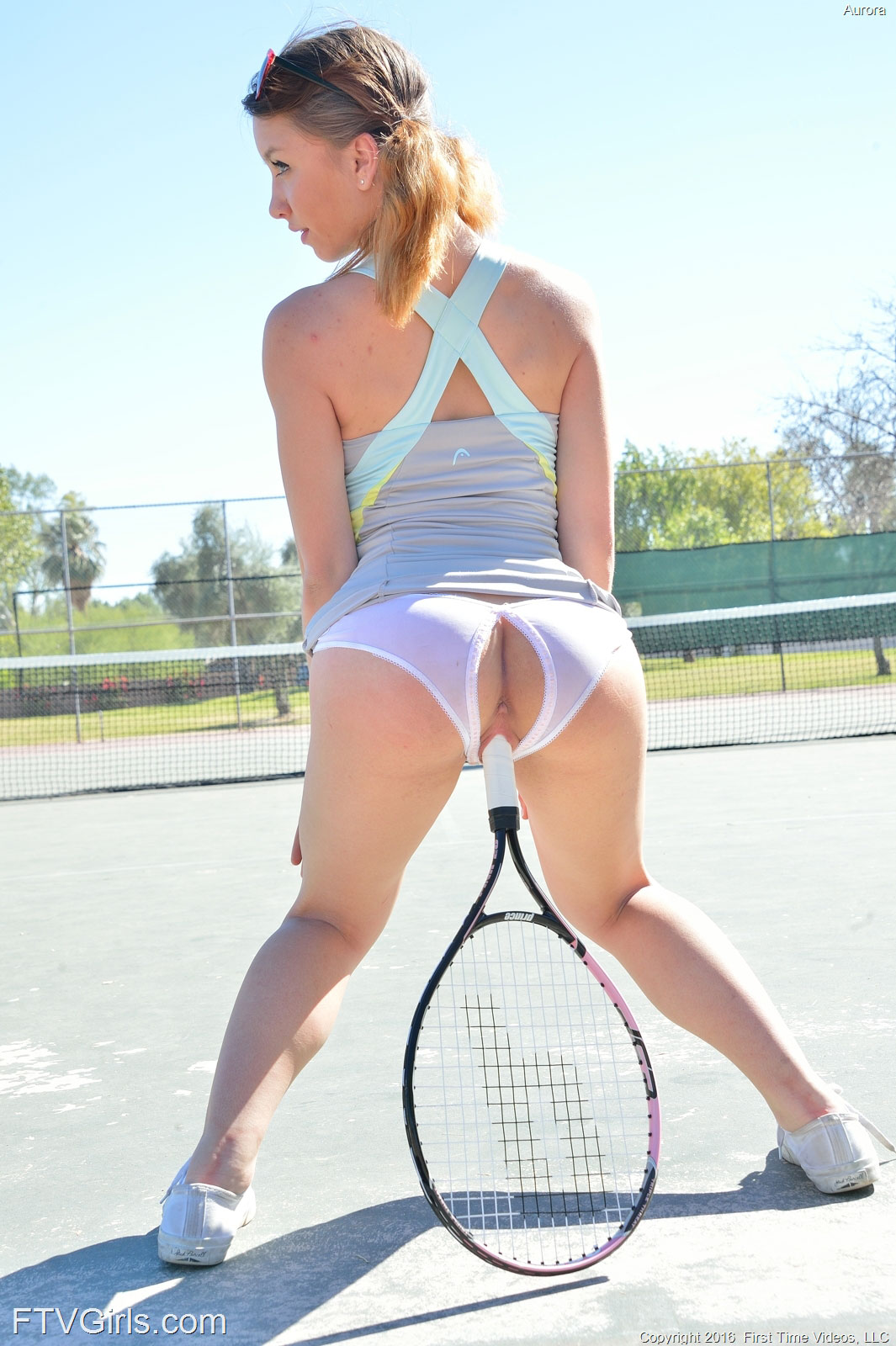 Aurora Kinky On The Court  Ftvgirls-4079