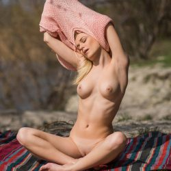 Busty Vika nudes from Femjoy by the photographer Pazyuk