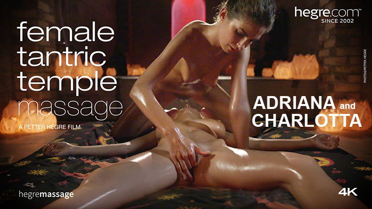 Adriana and Charlotta, Tantric Massage