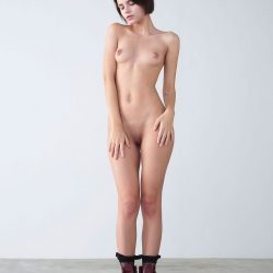 Ariel young nude teen from Hegre Art
