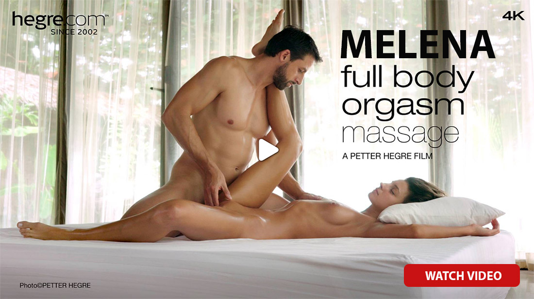 Melena Marie in Full Body Orgasm Massage