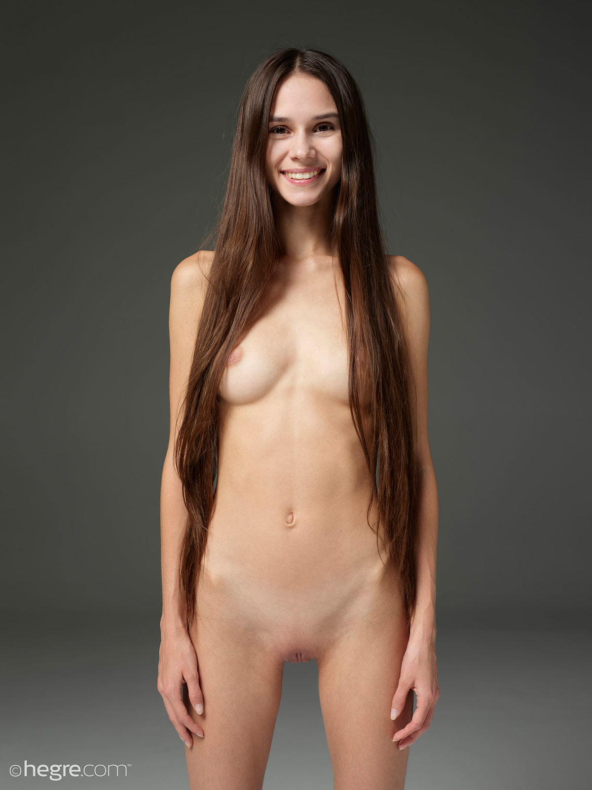 leona shot by petter hegre enjoy her first nude