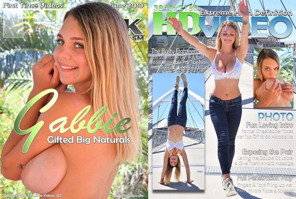 Gabbie on FTV Girls